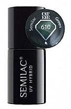 Perfumería y cosmética Esmalte gel de uñas híbrido, efecto ojo de gato, UV - Semilac UV Hybrid Cat Eye