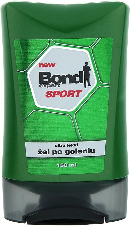 Gel aftershave con extracto de paullinia cupana - Pharma CF Bond Expert Sport After Shave Gel