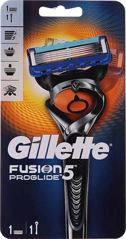 Maquinilla de afeitar - Gillette Fusion ProGlide Flexball