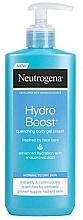 Perfumería y cosmética Gel-crema corporal con ácido hialurónico - Neutrogena Hydro Boost Body Gel Cream