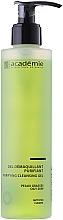 Perfumería y cosmética Gel desmaquillante con jugo de aloe vera & proteínas de leche - Academie Visage Purifyng Cleansing Gel