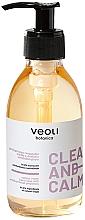 Perfumería y cosmética Jabón de manos líquido antibacteriano con aroma cítrico - Veoli Botanica Vegan Caring Vegan Hand Soap With Antibacterial Properties