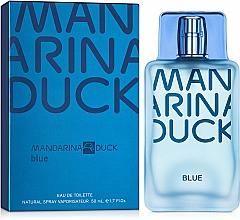 Mandarina Duck Blue - Eau de toilette — imagen N2