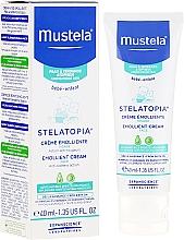 Perfumería y cosmética Crema emoliente hipoalergénica para rostro y cuerpo con extracto de aguacate, pieles atópicas - Mustela Bebe Emollient Cream