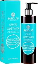 Perfumería y cosmética Acondicionador hidratante con aceite de argán y de coco - BasicLab Dermocosmetics Capillus