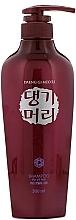 Perfumería y cosmética Champú con extractos de peonía y jengibre - Daeng Gi Meo Ri Shampoo For All Hair