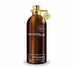 Perfumería y cosmética Montale Aoud Safran - Eau de parfum