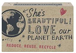 Perfumería y cosmética Jabón de manos con aroma a bergamota - Bath House Barefoot and Beautiful Hand Soap She`s Beautiful! Bergamot