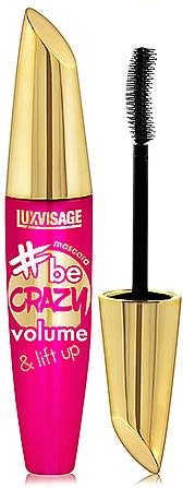Máscara de pestañas, efecto volumen - Luxvisage