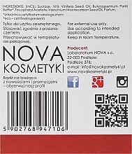 Exfoliante corporal de azúcar con manteca de karité y aceite de arándano - GoCranberry — imagen N3
