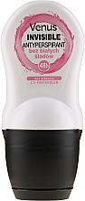 Perfumería y cosmética Desododorante antitranspirante roll-on con D-pantenol - Venus Antyperspirant Roll-On Invisible