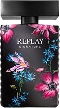 Perfumería y cosmética Replay Signature For Woman Replay - Eau de parfum