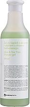 Perfumería y cosmética Gel de ducha con aloe y aceite de árbol de té - Botanicapharma Gel