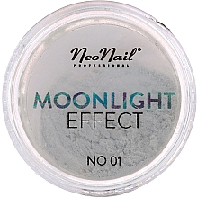 Perfumería y cosmética Purpurina para uñas, efecto luz de luna - NeoNail Professional Moonlight Effect