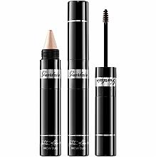 Perfumería y cosmética Máscara de cejas con iluminador 2en1 - Guerlain La Petite Robe Noire Brow Duo