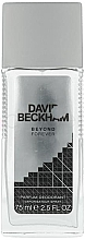Perfumería y cosmética David Beckham Beyond Forever - Desodorante perfumado