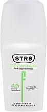 Perfumería y cosmética Roll-on desodorante con microcápsulas - STR8 Fresh Recharge Antiperspirant Deodorant Roll-on