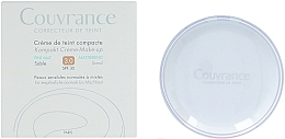 Perfumería y cosmética Polvo facial en crema compacto para pieles sensibles, normales y mixtas - Avene Couvrance Mat Effect SPF30 Foundation