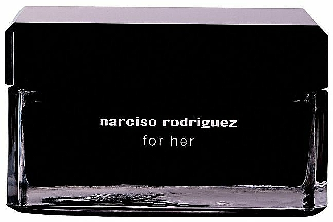 Narciso Rodriguez For Her - Crema corporal perfumada — imagen N1