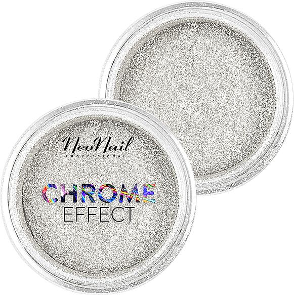 Polvo para uñas, efecto cromado - NeoNail Professional Chrome Effect