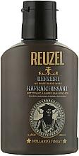 Perfumería y cosmética Champú de barba con extracto de caléndula, sin aclarar - Reuzel Refresh No RinseBeard Wash