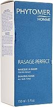 Perfumería y cosmética Mascarilla de afeitado con agua marina - Phytomer Homme Rasage Perfect Shaving Mask