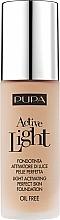 Perfumería y cosmética Base de maquillaje - Pupa Active Light SPF10