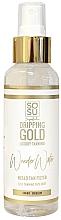 Perfumería y cosmética Filtro de bronceado facial hidratante con infusión de vitamina E - Sosu by SJ Luxury Tanning Dripping Gold Wonder Water