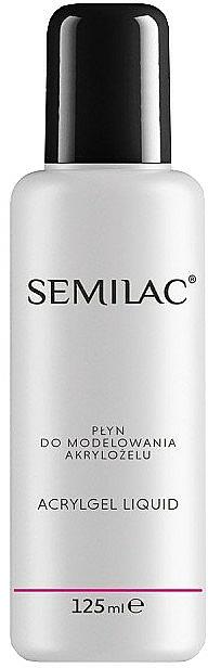 Líquido de acrigel - Semilac Acrylic Gel Liquid