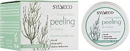 Perfumería y cosmética Exfoliante facial con cola de caballo de campo - Sylveco Exfoliating Facial Scrub