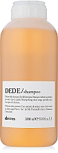 Perfumería y cosmética Champú con extracto de apio rojo - Davines Dede Shampoo Delicato