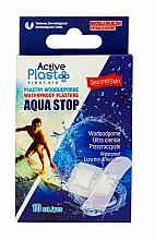 Perfumería y cosmética Tiritas invisibles resistentes al agua - Ntrade Active Plast First Aid Waterproof Plasters Aqua Stop Mix