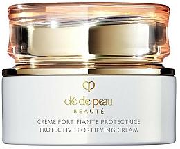 Perfumería y cosmética Crema de día protectora fortificante con extracto de peonía - Cle De Peau Protective Fortifying Cream SPF 22