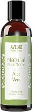 Perfumería y cosmética Tónico facial natural con aloe vera - Avebio Natural Face Tonic Aloe Vera