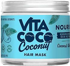 Perfumería y cosmética Mascarilla capilar reparadora con agua de coco - Vita Coco Nourish Coconut Water Hair Mask