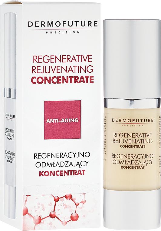 Concentrado facial con proteína de arroz - DermoFuture Regenerative Rejuvenating Concentrate
