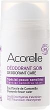 Perfumería y cosmética Desodorante mineral refrescante con aroma a almendra y camomila - Acorelle Deodorant Care