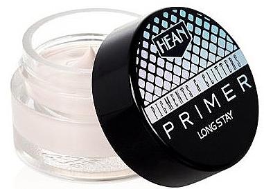 Prebase para glitter y pigmentos de larga duración - Hean Long Stay Glitter And Pigments Primer