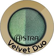 Perfumería y cosmética Sombras de ojos duo - Astra Make-up Velvet Duo Eyeshadow