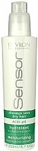 Perfumería y cosmética Champú acondicionador con miel y extracto de gérmen de trigo - Revlon Professional Sensor Shampoo Moisturizing