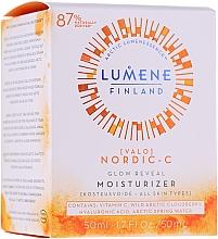 Perfumería y cosmética Crema iluminadora facial con vitamina C - Lumene Valo Glow Reveal