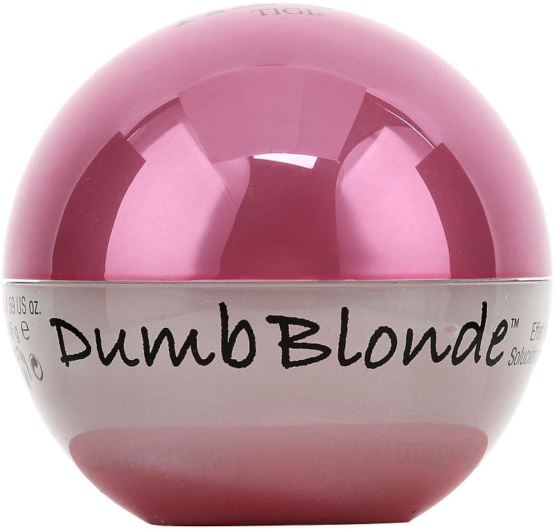 Acondicionador de cabello antiencrespamiento - Tigi Bed Head Dumb Blonde Smoothing Stuff — imagen N2