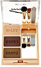 Perfumería y cosmética Set polvos para cejas - Milani Brow Fix Eye Brow Powder