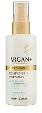 Perfumería y cosmética Sprey nutritivo para cabello con aceite de argán - Argan+ 5 Oil Blend Nourishing Lightweight Prep Spray