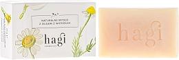 Perfumería y cosmética Jabón natural con aceite de prímula y vitamina E - Hagi Soap