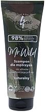 Perfumería y cosmética Champú natural con aroma cítrico y especiado - 4Organic Mr Wild Shampoo For Men For Greasy Hair