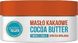 Perfumería y cosmética Manteca de cacao para rostro - Golden Sun