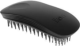 Perfumería y cosmética Cepillo desenredante - Ikoo Home Black Brush