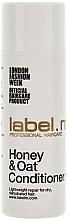 Perfumería y cosmética Acondicionador nutritivo con extracto de avena y miel - Label.m Honey & Oat Conditioner