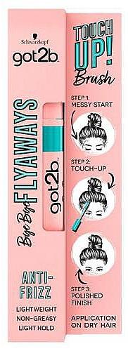 Máscara de retoque de cabello - Schwarzkopf Got2b Bye Bye Flayaways Touch Up Brush